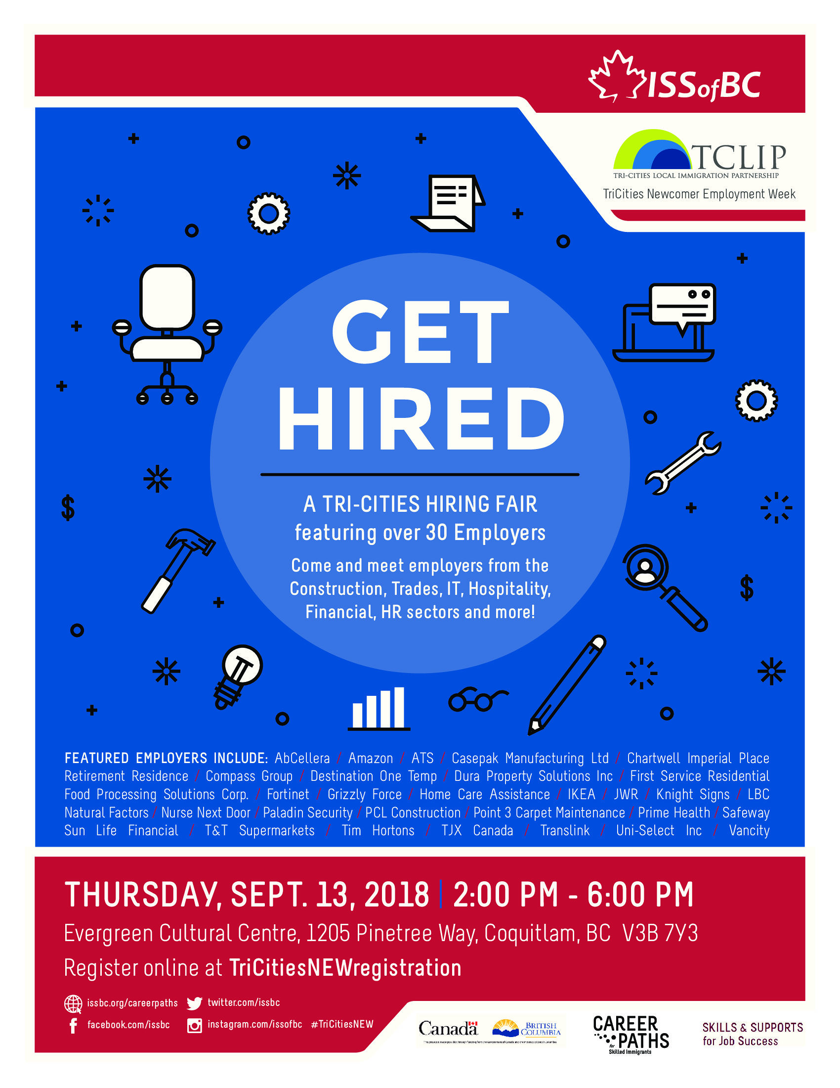 Get Hired | Events | Vancouver Public Library